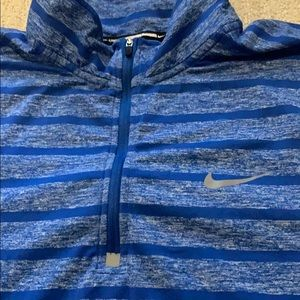 Men's Nike Half Zip Dri-Fit Top